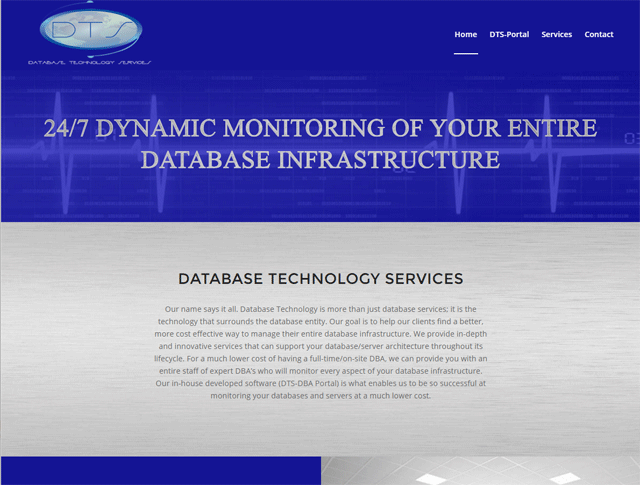 Database Technology Services