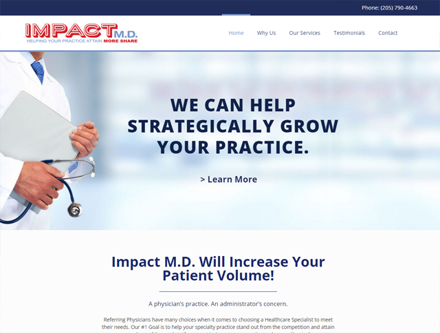 Impact M.D. LLC