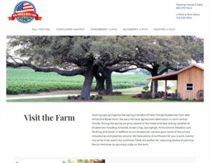 Red, White and Blues Farm